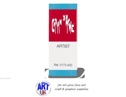 Caran d'Ache Artist Eraser/Rubber ARTIST for Draw/Sketch/Drafting Pencil Soft