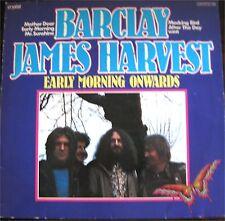 Barclay James Harvest, Early Morning Onwards, VG/VG+ LP (1825)