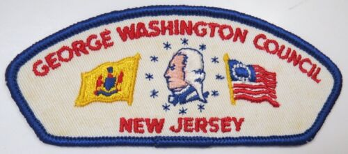 NJ T-2 $10-15 B4865 George Washington  362 Pennington