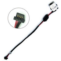 For Acer Chromebook C710 C710-2847 Ac Dc Jack Power W/ Cable Harness Dc30100l200