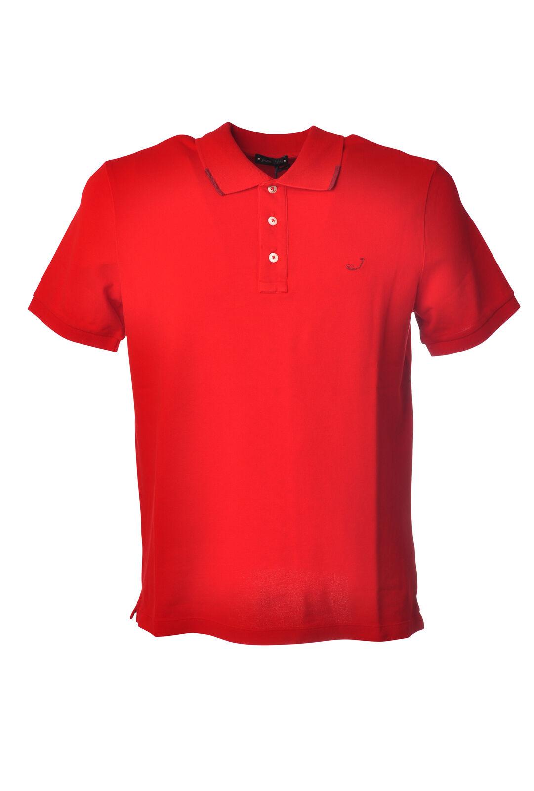 Jacob Cohen - Topwear Polo - Mann - Rot - 5292225I185759