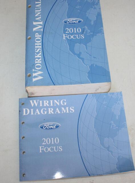 2010 Ford Focus Service Manual  U0026 Wiring Diagram