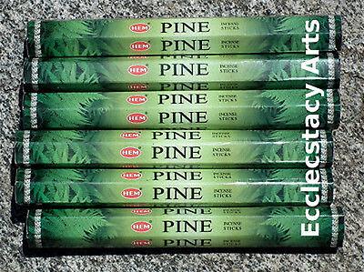 Hem Pine Incense 20-40-60-80-100-120 Sticks Forest Scent You Pick Amount {:-)