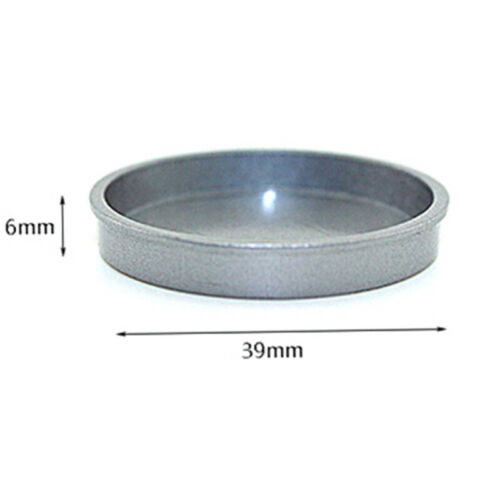 Details about  /1:12 Dollhouse Miniature Mini Metal Round Tray Kitchen Accessories Toys US