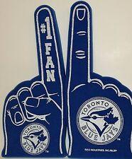 MLB Foam Finger, Toronto Blue Jays, NEW