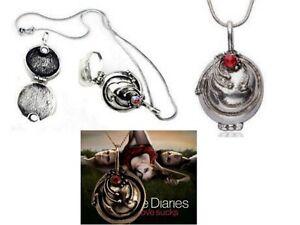 Vampire-Diaries-Collier-Elena-pendentif-offert-par-Stefan-VD-elena-039-s-pendant
