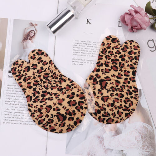 Women/'s Silicone Strapless Bra Nipple Covers Push Up Breast Stickers Rabbit Pads