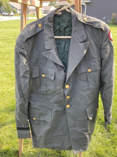 "Vintage ""New army"" Army Dress Jacket Circa 1970"
