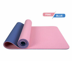 Multifunctional-double-yoga-mat-no-body-line-pink-blue