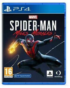 MARVEL'S SPIDER-MAN MILES MORALES PS4 - PLAYSTATION 4 - ITALIANO