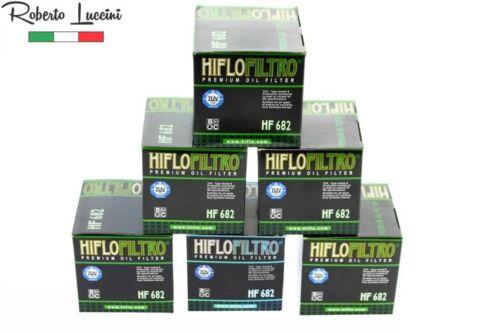 5x Ölfilter HIFLO HF682