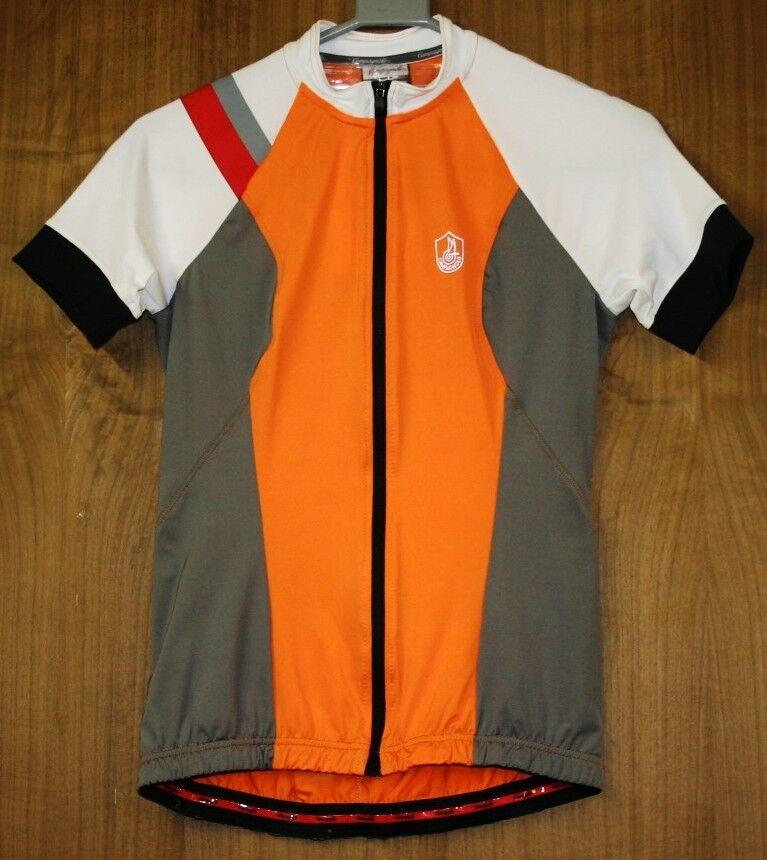 CAMPAGNOLO GLORIA LADIES S S CYCLING JERSEY SMALL UK14 UK P&P FREE