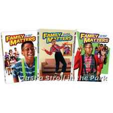 Family Matters: TV Series Complete Seasons 1 2 3 Box / Set(s) DVD NEW!