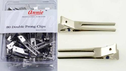 Single,Double Prong Alligator Hair Clips Duck Bill Clips Metal 4 Baby Hair Bows