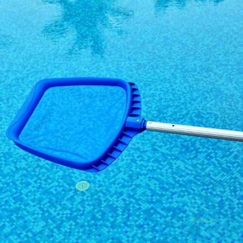 Aluminum Alloy Swimming Pool Telescopic 2 Stage Pole for Nets Brushes Vacuum
