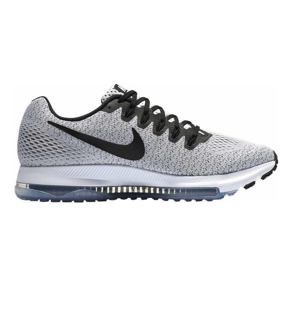 Damen 889122 Nike Zoom alle draußen niedrig weiß schwarz Laufschuhe 889122 Damen 100 7dcebb