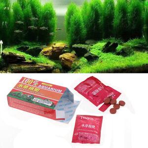 36pcs-Box-Water-Plant-Root-Fertilizer-Aquarium-Fish-Tank-Aquatic-CylinderBBQ9-LC