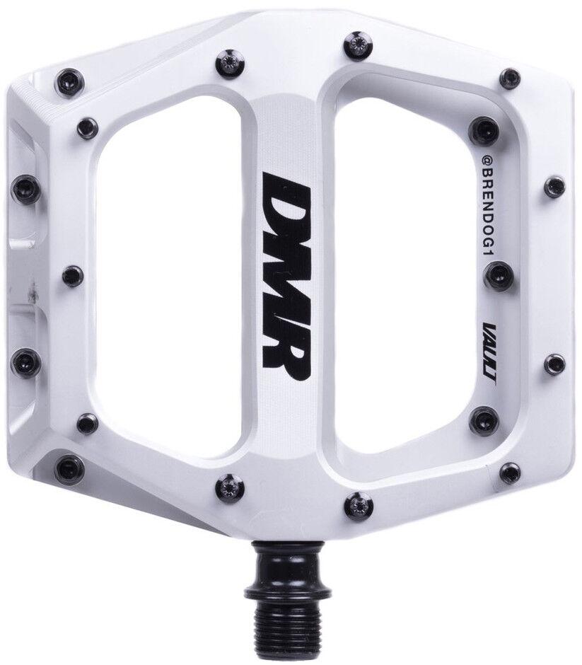 DMR Vault Brendog pedali Piatto-Bianco Ghiaccio