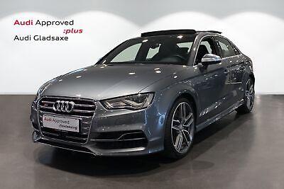 Annonce: Audi S3 2,0 TFSi quattro S-tr. - Pris 0 kr.