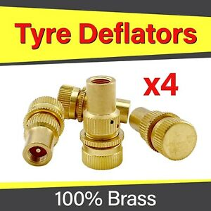 4-x-Tyre-Deflators-Air-Deflator-Tool-Tire-Pressure-Deflators