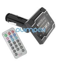 KFZ Auto MP3 Player FM199A Transmitter USB SD Micro SD Karte