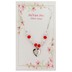 Holy-Spirit-Heart-Red-and-Pearl-Necklace-Plus-Two-Free-Prayer-Cards