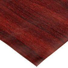 Dark Brown MAHOGANY Self Adhesive VINYL WOOD GRAIN Cabinet VENEER DC Fix 3460038