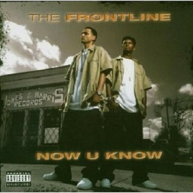 FRONTLINE - NOW U KNOW CD FOLK 15 TRACKS NEW