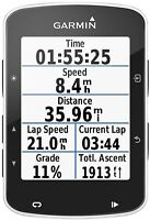 Garmin Edge 520 2.3 Display Bluetooth Bike Bicycle Cycling Gps Computer Unit