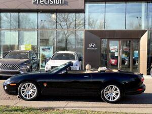 2005 Jaguar XKR W/ SUPERCHARGED / CONVERTIBLE / LOW KMS