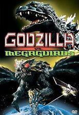 Godzilla Vs. Megaguirus (DVD, 2004) NEW SEALED