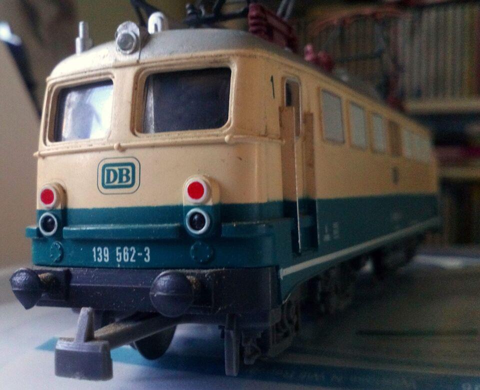 Modelbane, Jouef 8864, skala HO