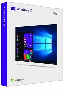 windows 10 pro Professional genuine product Key 32/64 Bit ...