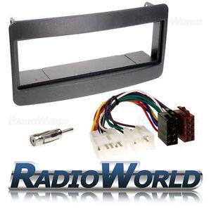 Toyota-Celica-Mr2-Rav4-Corolla-Single-Din-Car-Stereo-Radio-Panel-Kit-de-montaje