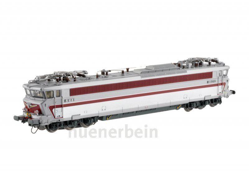 Ls Models 10025 SNCF cc 40100 6 alineación e-Lok argento (Inox) rosso ep3b dc nuevo + embalaje original
