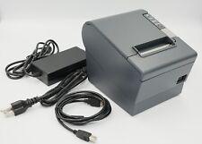 Epson Tm T20ii Usb Serial Receipt Printer For Kitchen Restaurant