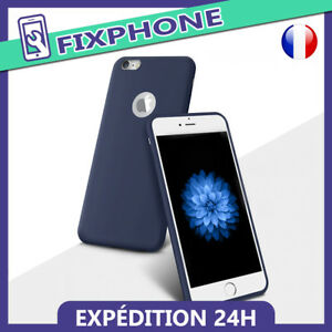 COQUE-HOUSSE-ETUI-EN-SILICONE-ORIGINAL-pour-iPhone-6-6S-5-5S-SE