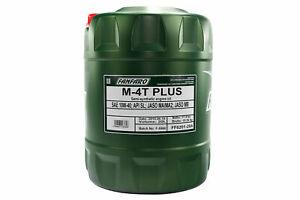 Aceite-Lubricante-Moto-Sintetico-10W40-4T-Plus-Fanfaro-Fabricacion-Alemana-20L
