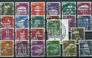 Berlin-494-507-582-586-668-672-Vollstempel-Berlin-12-ESST-Burgen-und-Schloesser