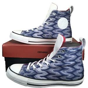 29c2a5c69b6337 Converse by Missoni Chuck Taylor All Star High Top Glitter BLUE ...