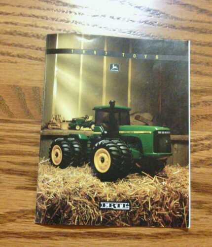 New 1997 John Deere Pocket Ertl Toy Book