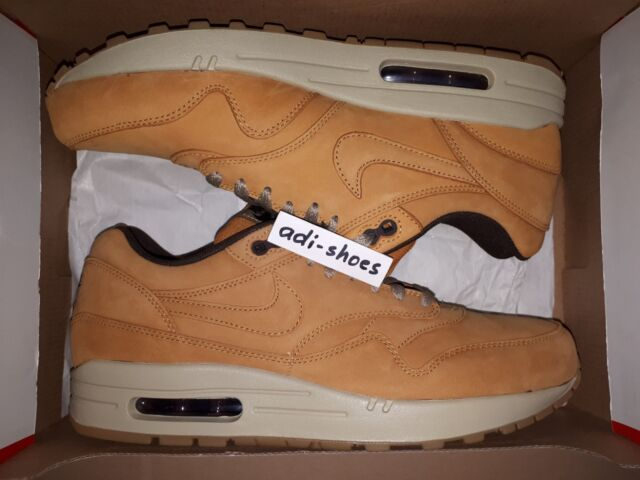 Nike Air Max 1 Leather Premium Bronze Bronze Baroque Brown | Footshop