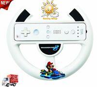 Mario Kart 8 Racing Wheel Power A Wii U Nintendo Wii U