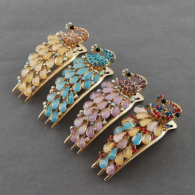 Vintage  Beakclip Schnabelspange Haarklammer Alligatorspange Haarspange Spange