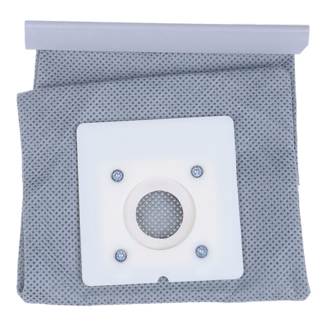 Gray Bags Fabrics Cleaner Bags Non-woven Filter Dust Bags Vacuum Bags