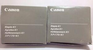 2 Véritable Canon Staple-K1 7172A001 [ Aa ] 160C FZ2-5224 ehyn51qu-08060217-572817818