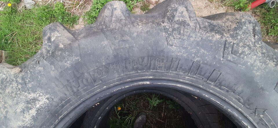 Forhjul, Pirelli