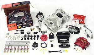 Details about FAST 3012350-10 XFI SBC SMALL BLOCK CHEVY EFI FUEL INJECTION  KIT 1000HP