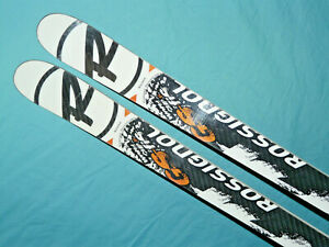 Details about Rossignol Radical World Cup FIS GS Race Skis Ti Cascade  Rocker 195cm no bindings