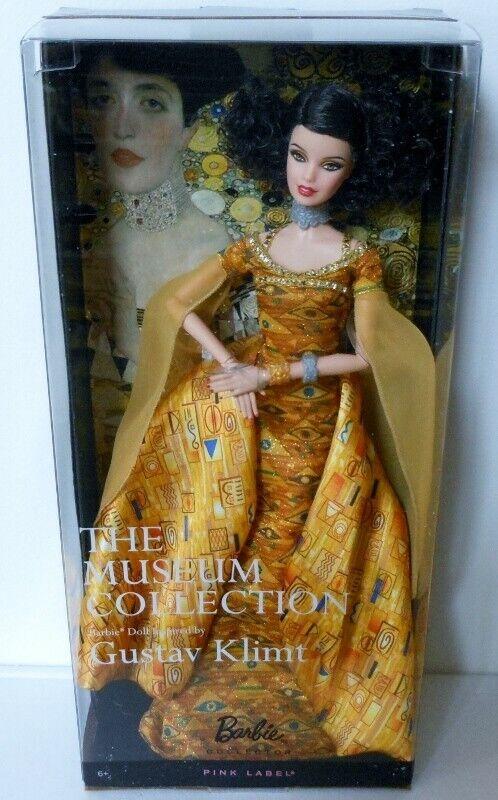 12  Adele Bloch-Bauer I Barbie Inspirot by Gustav KlimtMuseumNRFBNIBRare